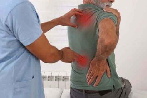 10 mulige årsager til ondt i kroppen