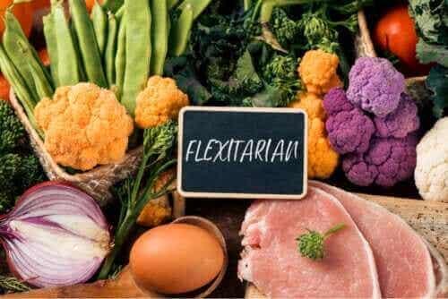 Opdag fordelene ved en fleksitarisk kost