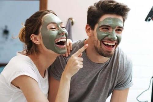 Forskellene på mænd og kvinders hud