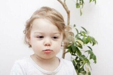 Hårtab i barndommen: Årsager og typer