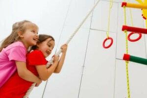 Crossfit øvelser til børn: Opdag fordelene