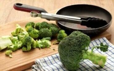 Fem kraftfulde grøntsager, man bør spise