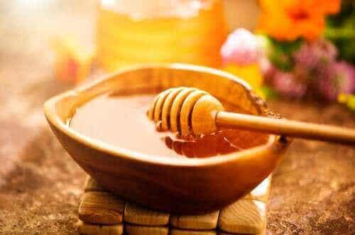 Det glykæmiske indeks for honning og diabetes