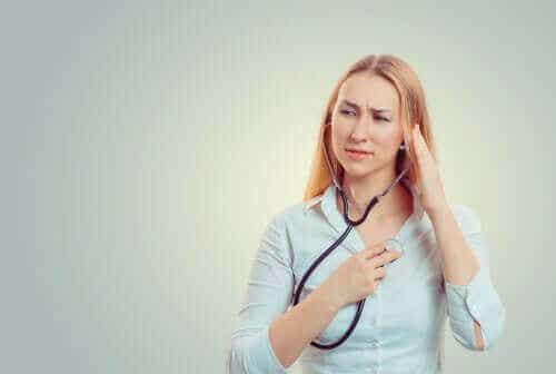 Overdreven bekymring om helbredet