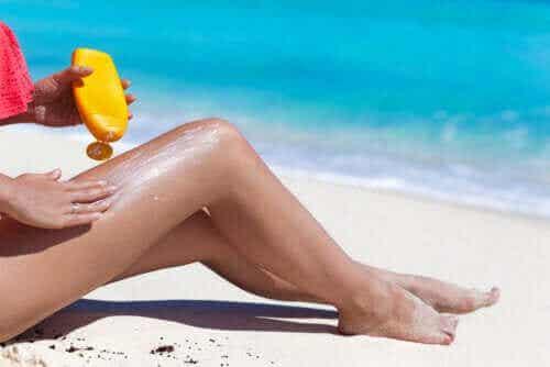 De sundhedsmæssige effekter af solstråling