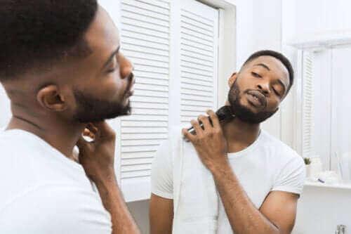 Fejl ved barbering og pleje