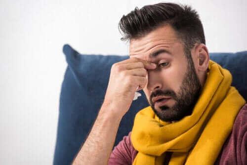 Forstørrede næsemuslinger: Årsager og symptomer