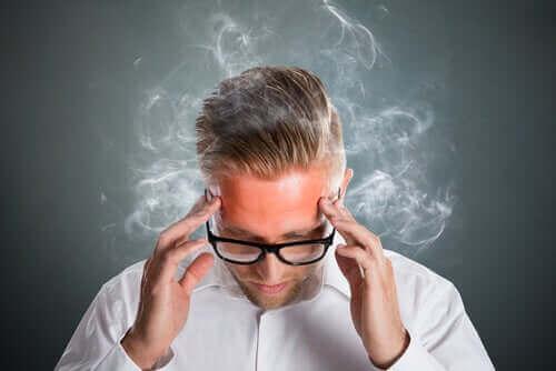 Daglig stress kan forårsage depression