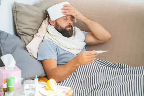 Sammenhængen mellem kropstemperatur og feber