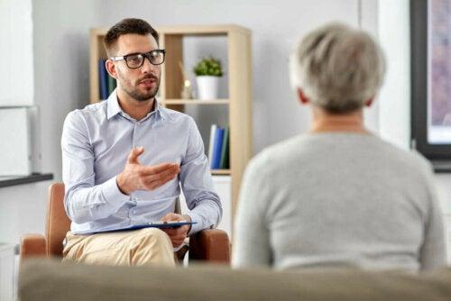 Person i psykoterapi