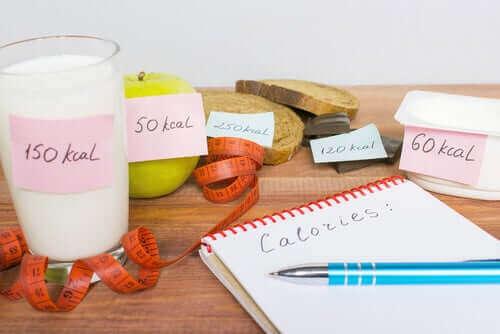 Passer det, at kalorier bliver omdannet til fedt?