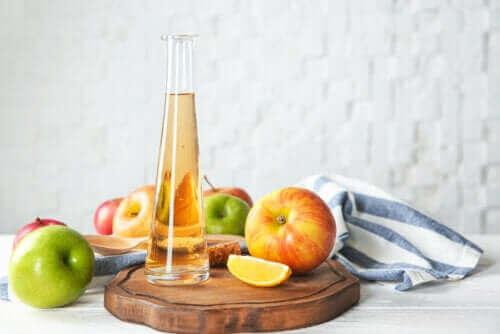 6 bivirkninger ved stort forbrug af æblecidereddike
