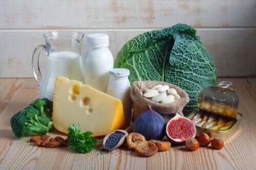 Konsekvenserne af for lavt calcium