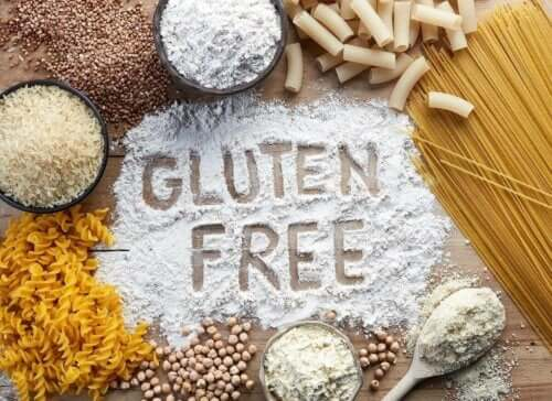 Glutenfri fødevarer for at undgå effekterne af gluten på kroppen