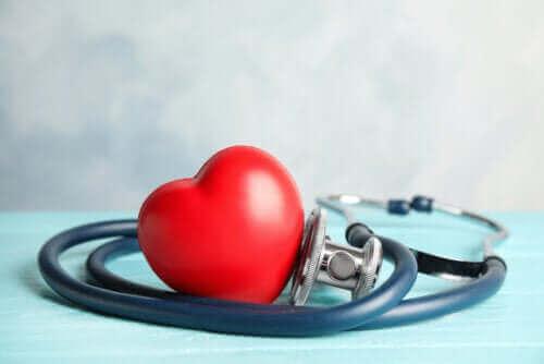 6 typer af hjertesygdomme og symptomerne, de forårsager