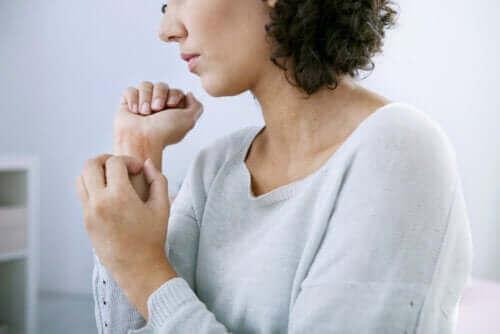 Typer af kronisk nældefeber og dets karaktertræk