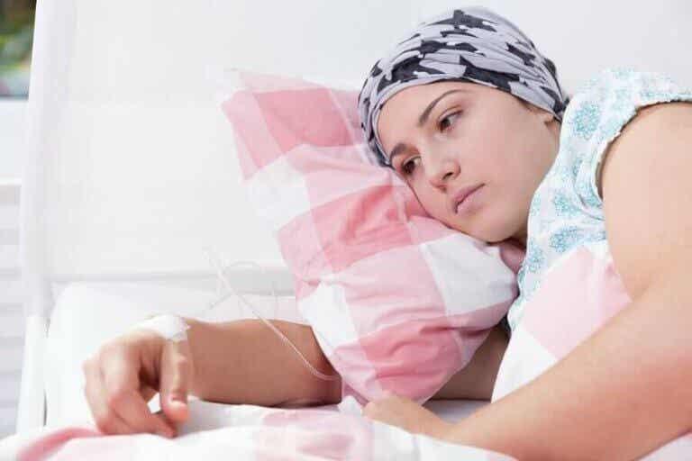 Kræft påvirker psykisk helbred, ikke kun det fysiske