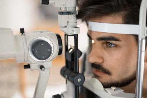Beskrivelse af og karaktertræk for retinitis pigmentosa