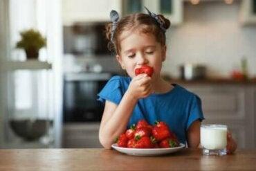 Tre typer af frugter til at spise om sommeren