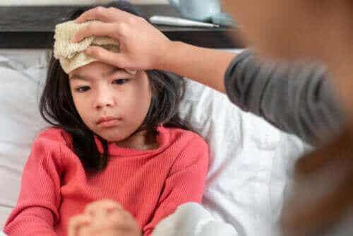 Sådan kan man behandle feber