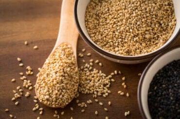 Typer af fødevarer, som indeholder linolsyre