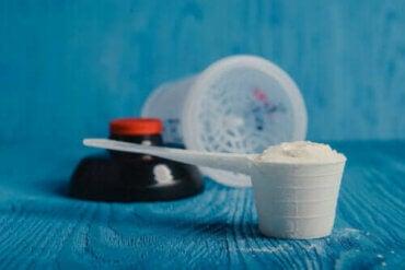Karaktertræk og anvendelse af calciumkasein