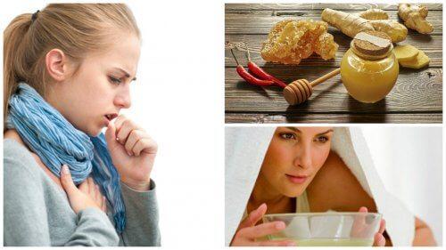 5 hjemmelavede slimløsende midler mod hoste