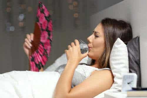 De fem mest almindelige årsager til nattesved