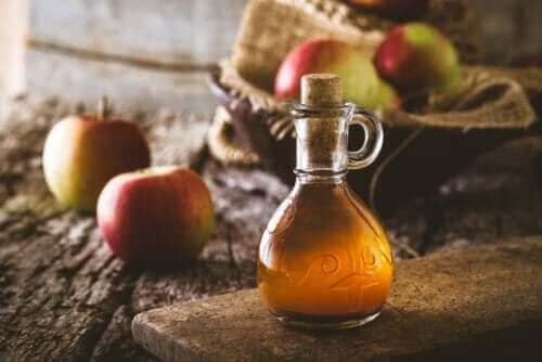 Egenskaber ved æblecidereddike bakket op af videnskaben