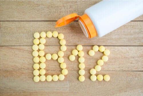 B-vitamin kompleks: Karaktertræk, fordele og funktioner