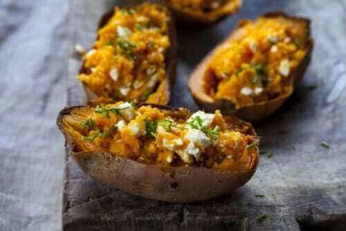 Søde kartofler: Egenskaber og fordele