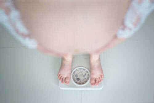 Problemer med overvægt under graviditet