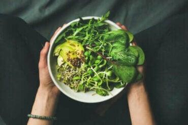 Forskelle mellem veganere, vegetarer og fleksitarer