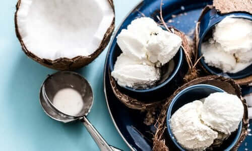 Sådan kan man lave mælkefri kokosis