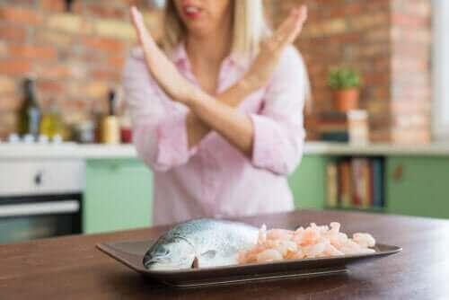 Allergi overfor skaldyr: Symptomer og behandling