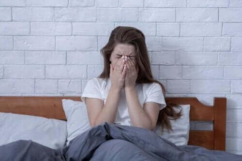 Søvnløshed på grund af stress: Hvad kan man gøre?