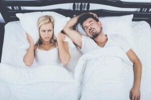 Vaner til at håndtere søvnapnø