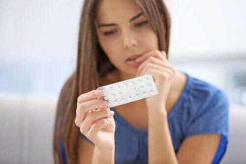 Gængse bivirkninger ved prævention