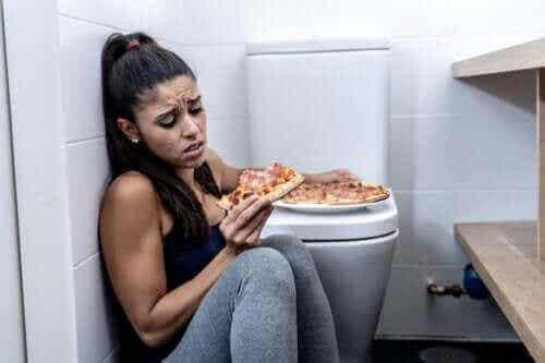 De forskellige typer af bulimi