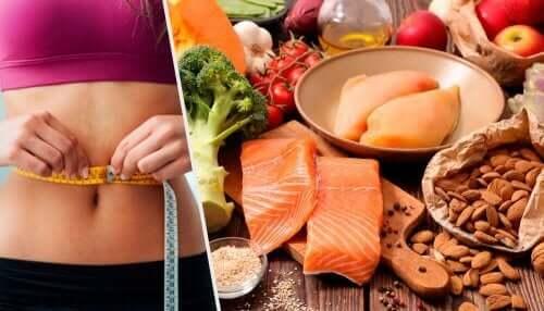 Rå fødevarer og vægttab som en del af ketokuren