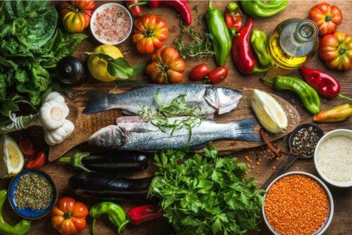 Sunde fødevarer kan forebygge aldring af immunsystemet