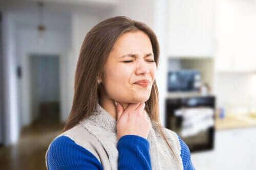 Alt om uvulitis, og hvorfor det kan opstå