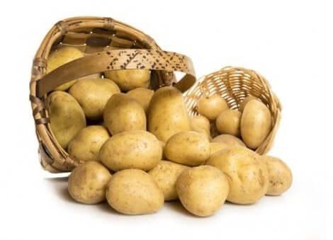 Disse kartofler kan bruges på mange måder