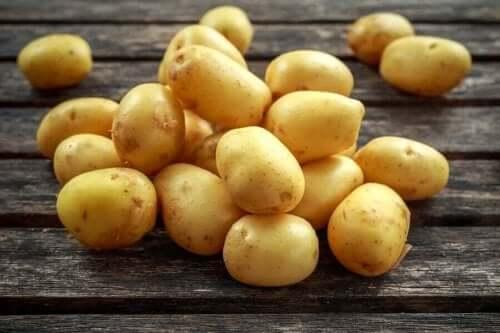 Er kartofler gode at få med i kosten?