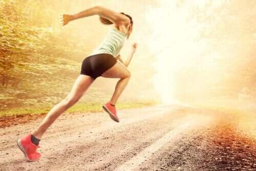Sprinttræning til at forbedre dit løbetempo