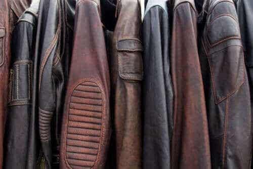 Fem metoder til at rengøre læderjakker