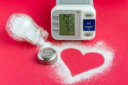 Støt dit hjerte med seks typer fødevarer fattige på natrium