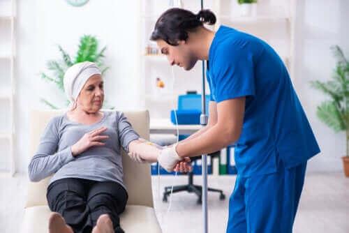 Årsager, symptomer og behandling af carcinoid syndrom