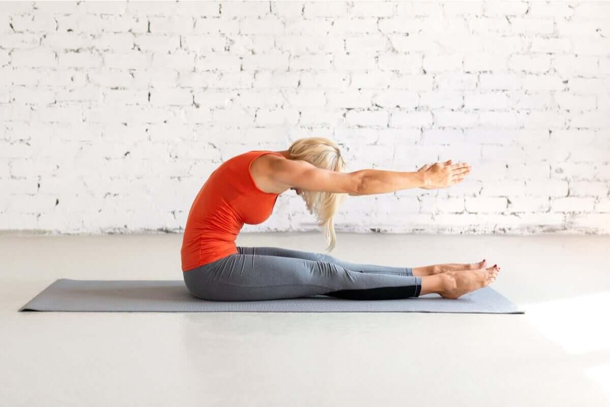 Spine stretch er godt for din ryg og dit generelle velbefindende