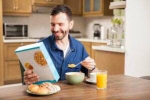Er morgenmadsprodukter sunde eller usunde?